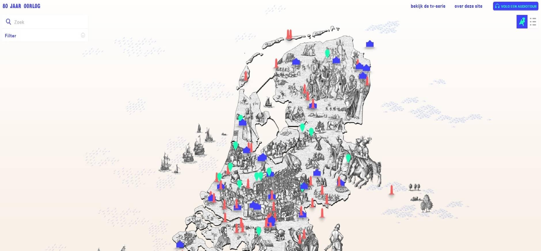 80jaaroorlog.nl