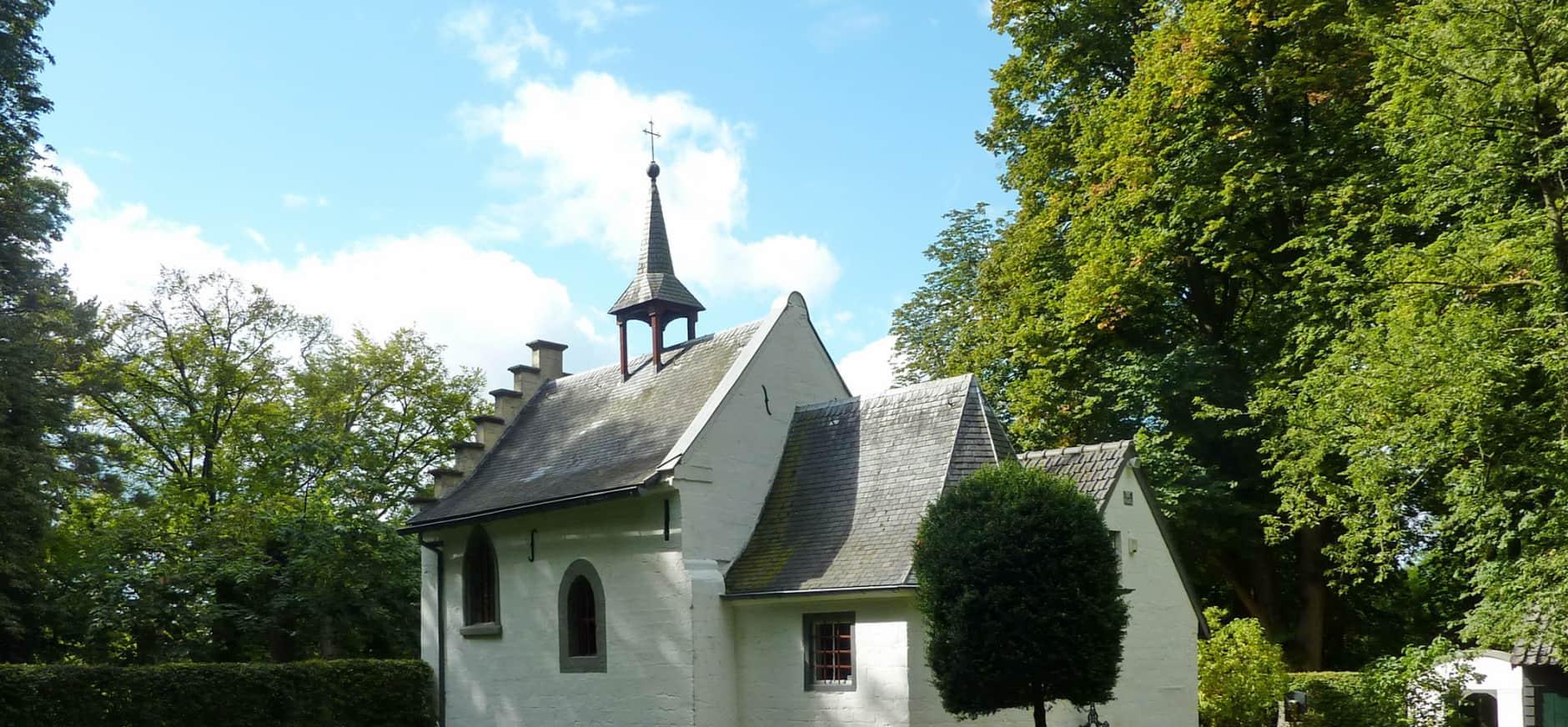 De kluis, voormalige kluizenaarswoning te bezoeken
