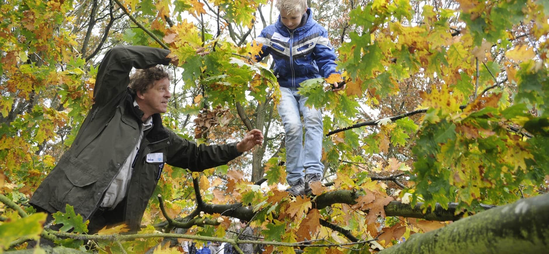 Vrijwilliger natuurbeheer Ankeveense plassen