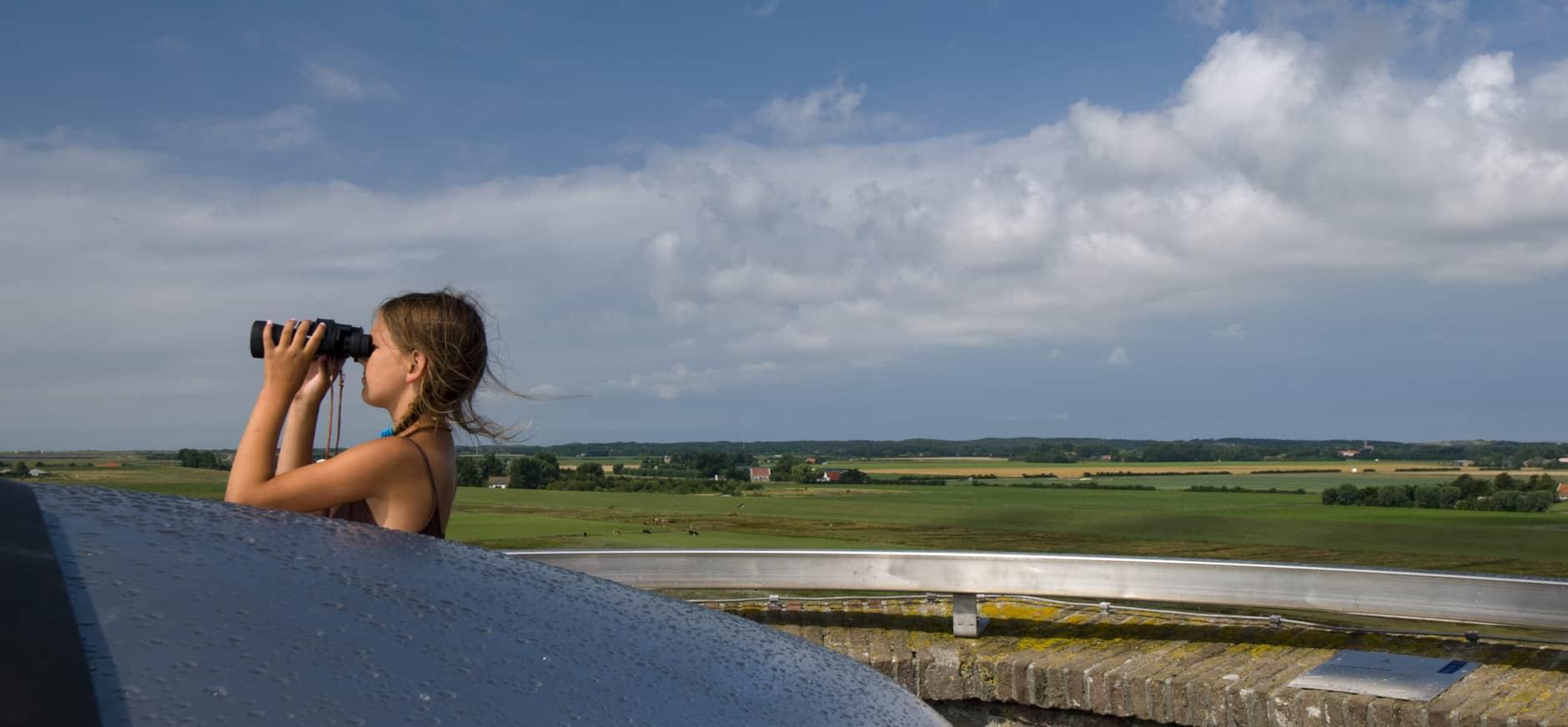 Uitkijktorens de Wieden