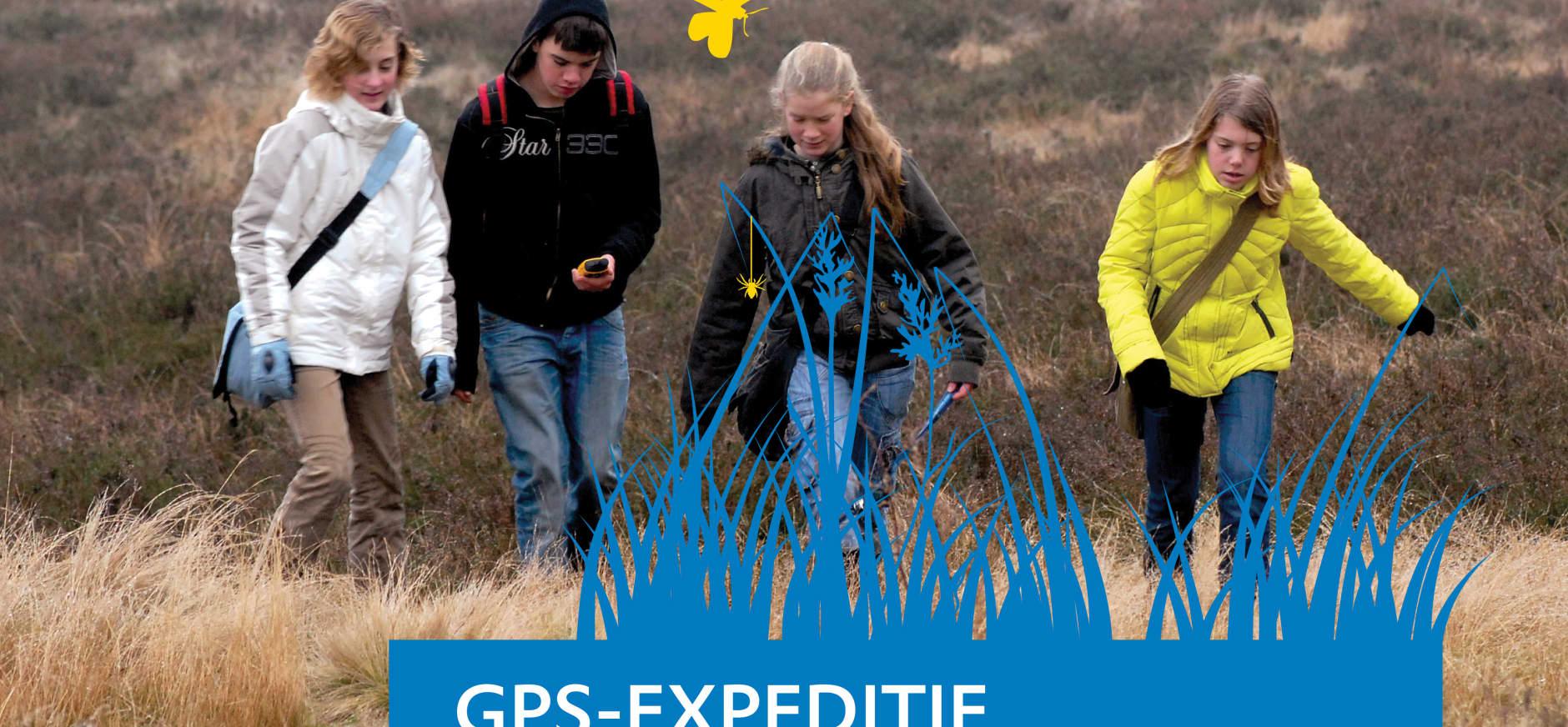 Schatzoeken met GPS