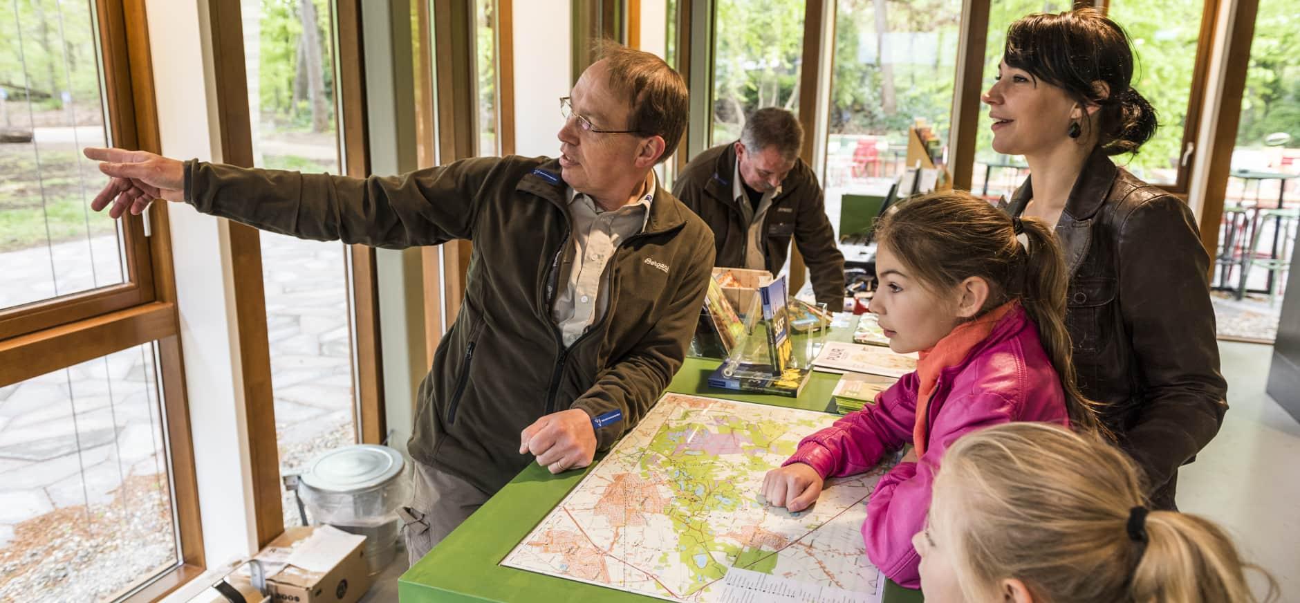 vrijwilliger bij Bezoekerscentrum Oisterwijk