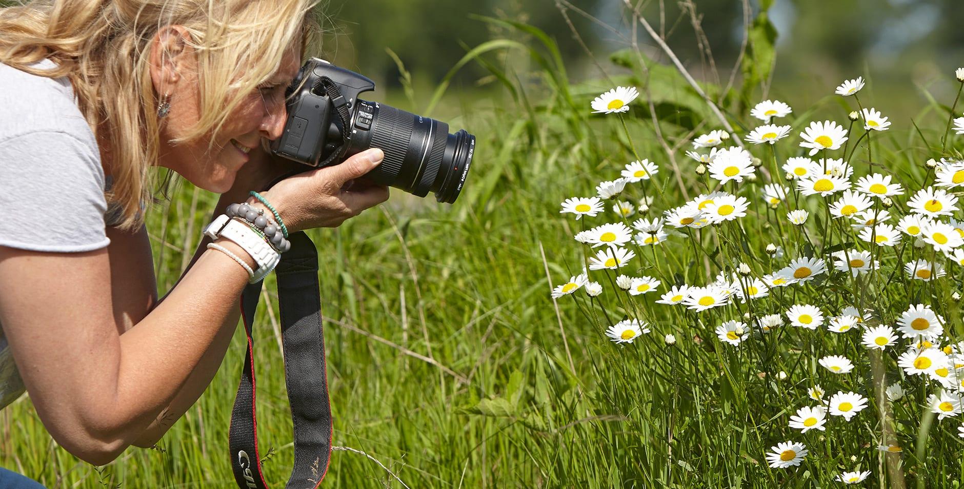 Gids natuurfotografie lente