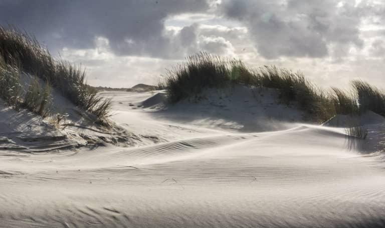 Struinen door stuivende duinen (kom op de fiets)
