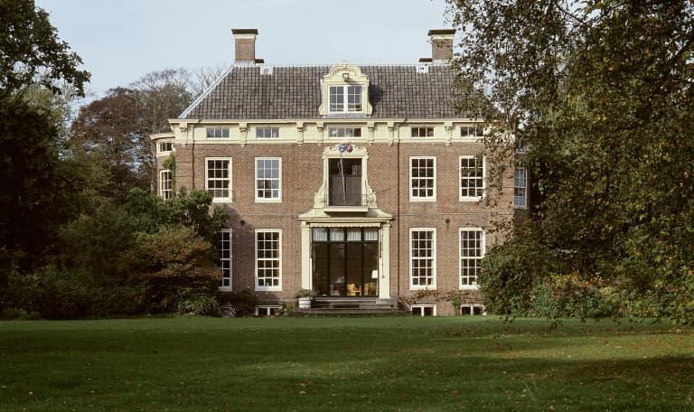 Ontdek de buitenplaatsen Hilverbeek en Spanderswoud in 's-Graveland