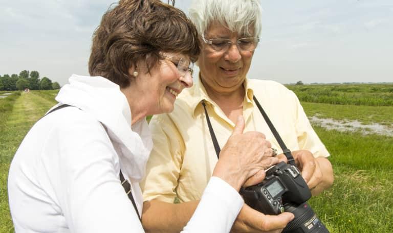 natuurfotografie vaarexcursie