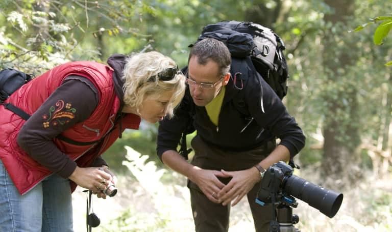 Workshop natuurfotografie op Tiengemeten