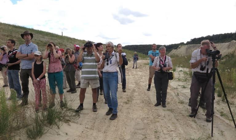 Wandeling naar de oehoevallei