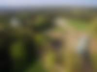 Landgoed Mookerheide luchtfoto