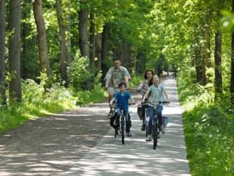 40 kilometer fietsen door de natuur in West-Brabant