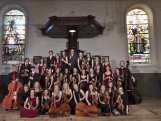 Kom genieten van het Haydn Jeugd Strijkorkest op De Onlanderij