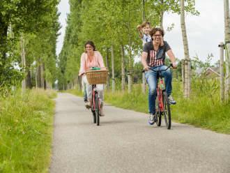 Fietsroute landgoed Haarzuilens, vlak bij Utrecht
