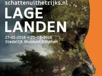Opening 'Lage Landen, Schatten uit het Rijks'