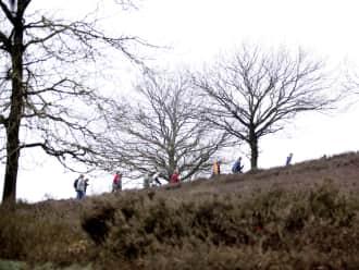 Zwerven over heuvels en door de dalen van Nationaal Park Veluwezoom