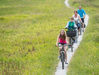 Cultuurhistorische fietsroute door De Wieden