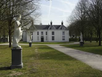 Wandelroute over buitenplaats Beeckestijn, bij Velsen-Zuid