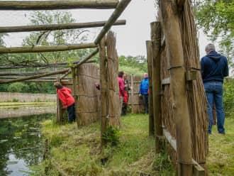 Vaartocht naar de eendenkooi - De Wieden