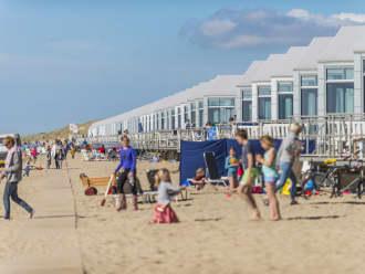Gemeenten Noord-Holland verknippen kust steeds verder