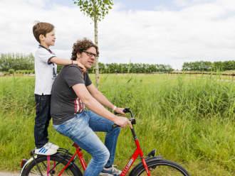 Polderpadroute: Van Rotte tot Schie, bij Rotterdam