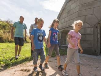 Rondleidingen op Fort bij Abcoude