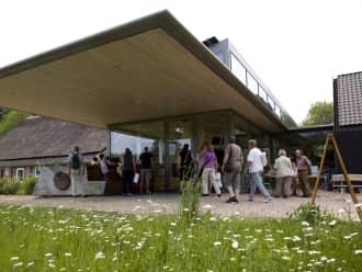 Bezoekerscentrum Veluwezoom in Rheden