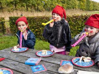 Kinderfeestjes in Dwingelderveld