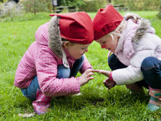 Kinderfeestje kabouters in De Wieden