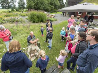 Bezoekerscentrum Dwingelderveld is ook geopend voor scholen