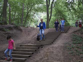 Groepsactiviteiten in Nationaal Park Veluwezoom