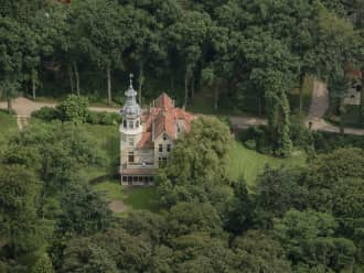 Vakantiesuites in villa Oud Groevenbeek