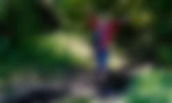 Blote voetenpad in de Ackerdijkse Plassen