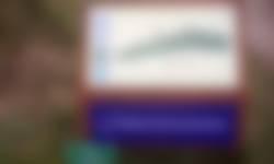 Sponsorbord NM Golfclub Heelsum