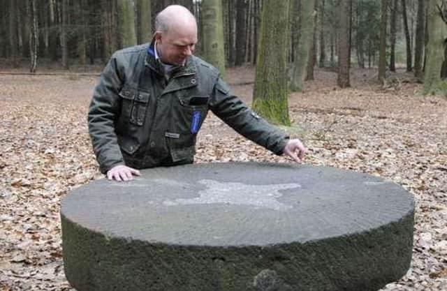 Stenen tafel