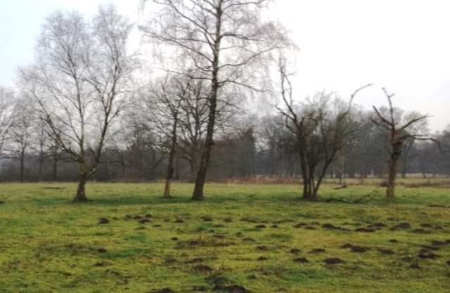 Verdwenen boerderij
