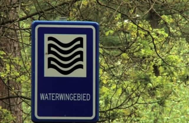 Waterwingebied