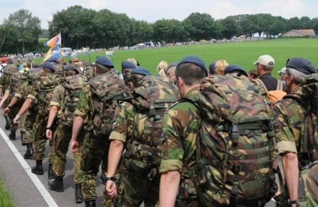 Militair Vierdaagsekamp