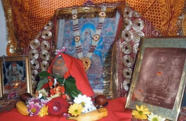 Hindoeistisch retraitecentrum