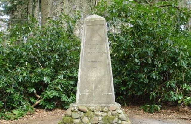 Monument A.C. van Daalen