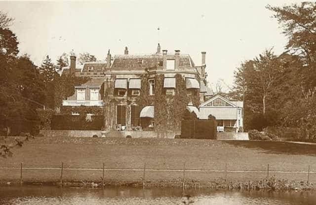 Landhuis Bantam