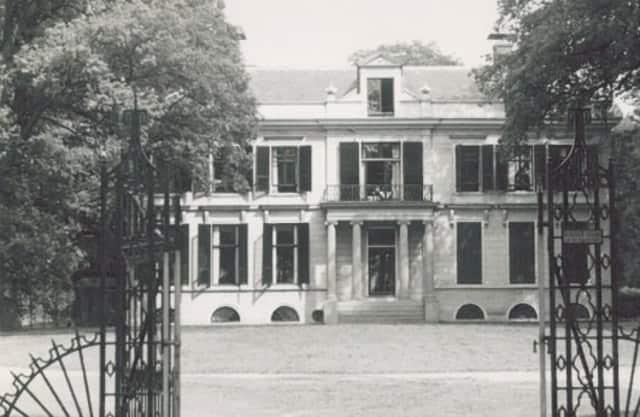 Landhuis Schaep en Burgh