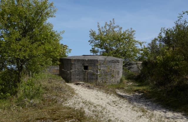 Bunkers in 't Zeepe