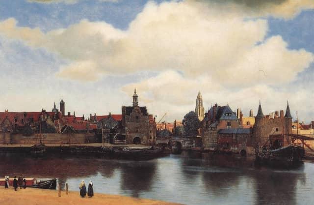 De Schie bij Delft