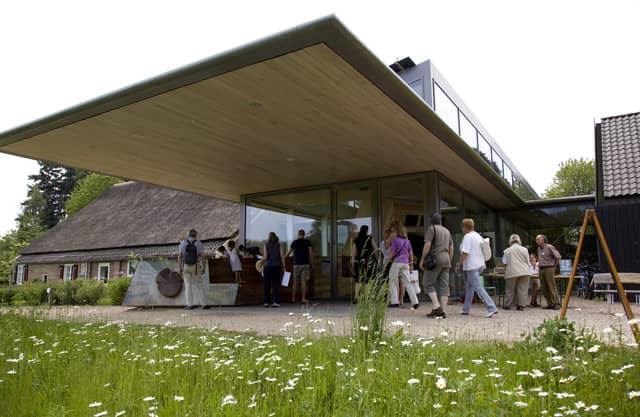 Bezoekerscentrum Veluwezoom