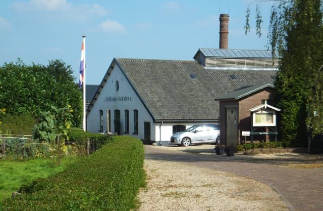 Oudste papierfabriek