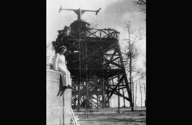 Radiopeilstation Teerose I