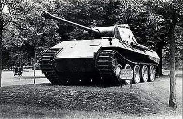 Uit de 2e Wereldoorlog