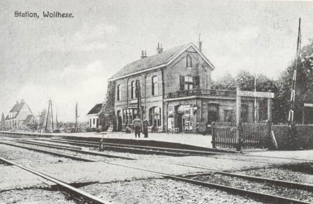 Station Wolfheze