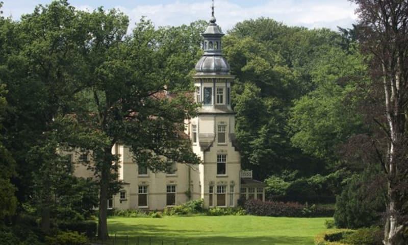 Wandelroute Oud Groevenbeek, in Ermelo