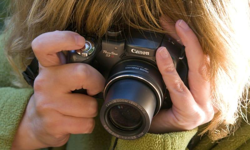 Varen en fotograferen op de Vlietlanden