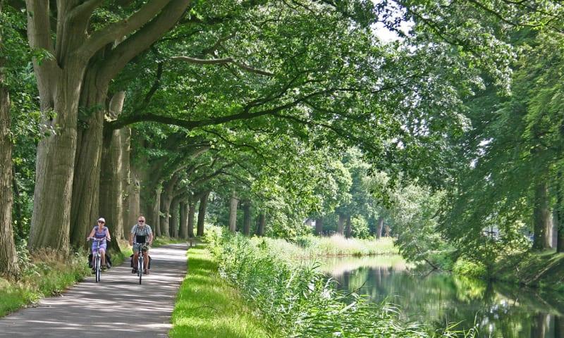 Fietsroute Vrijenbergerspreng Loenen